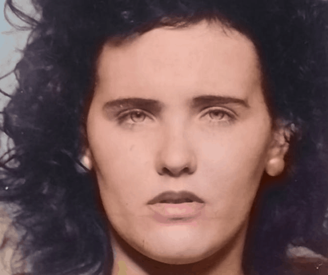 Mugshot of Elizabeth Short.
