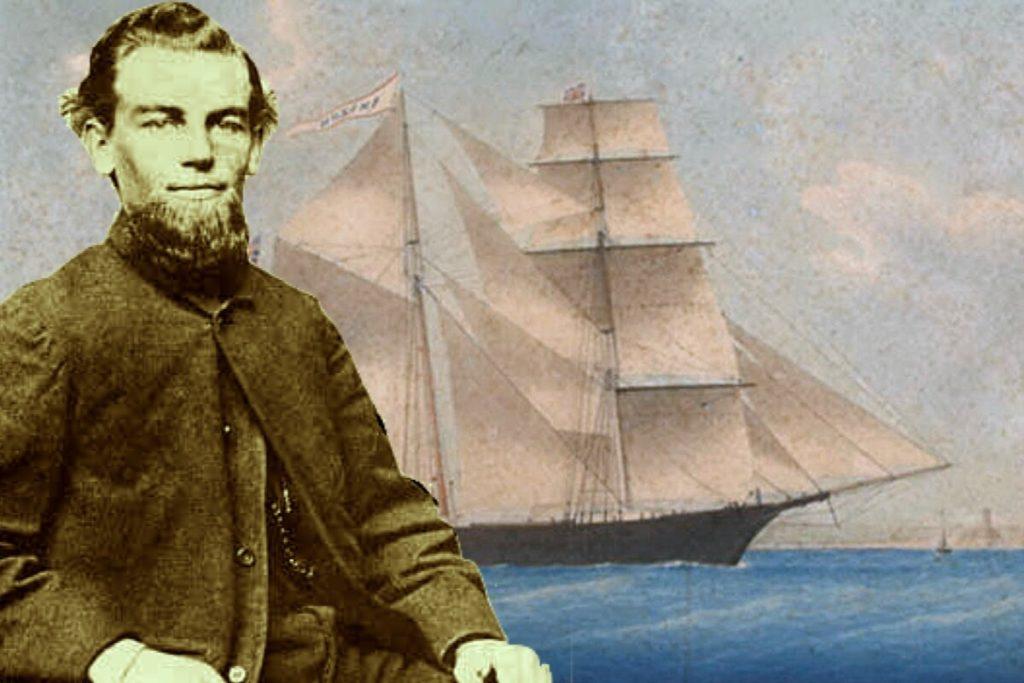 Joseph Briggs Mary Celeste
