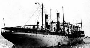 The USS Cyclops