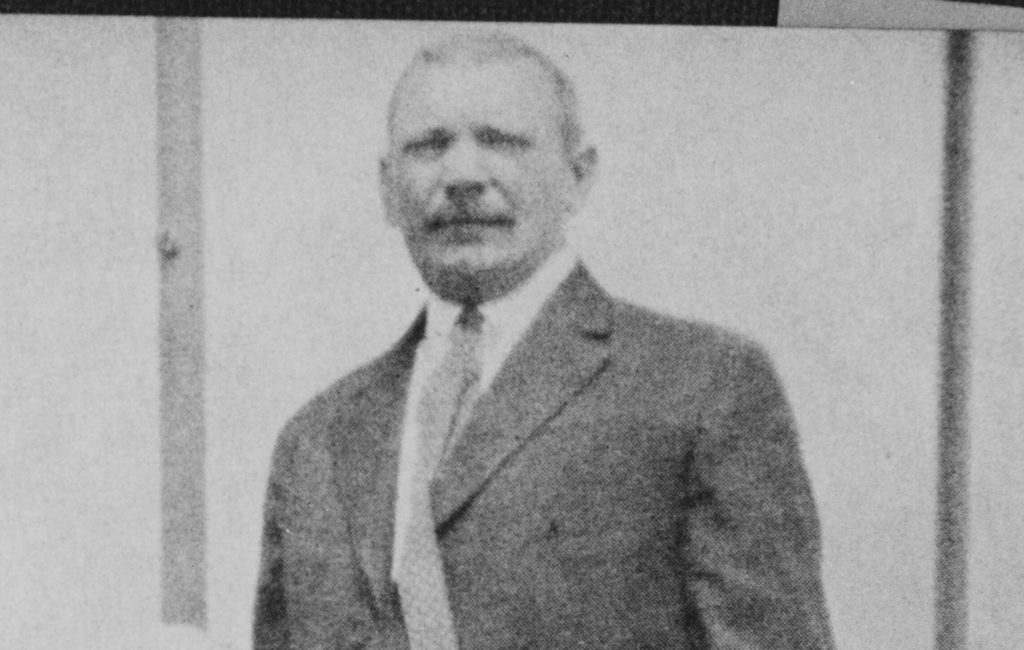 Commanding Officer George W. Worley.