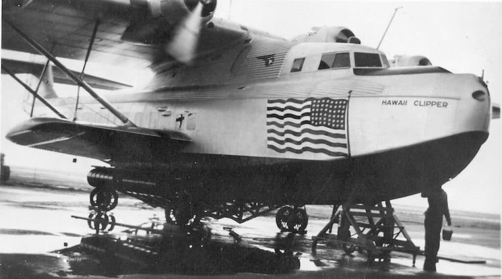 The Hawaii Clipper