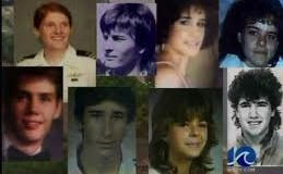 Victims of the Colonial Parkway Killer