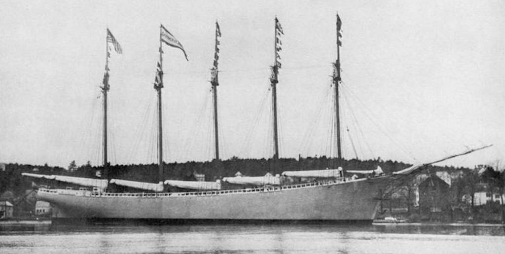 The Carroll A. Deering