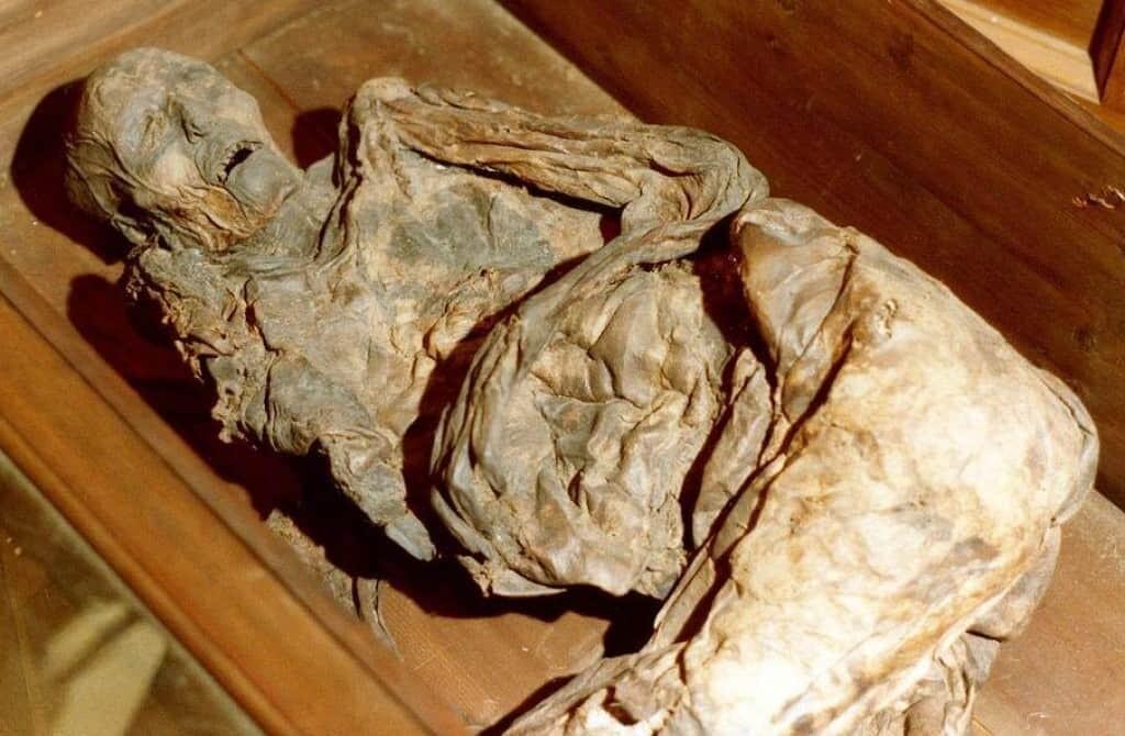 bog bodies Huldremose