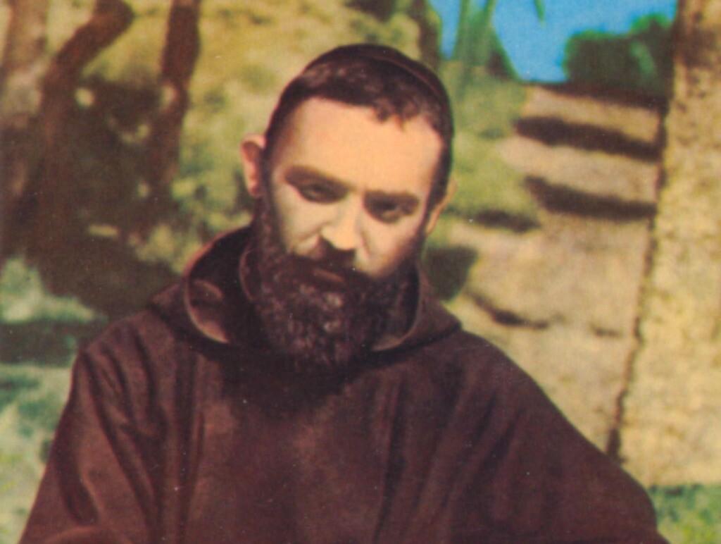 Francesco Forgione was deeply religious since childhood.