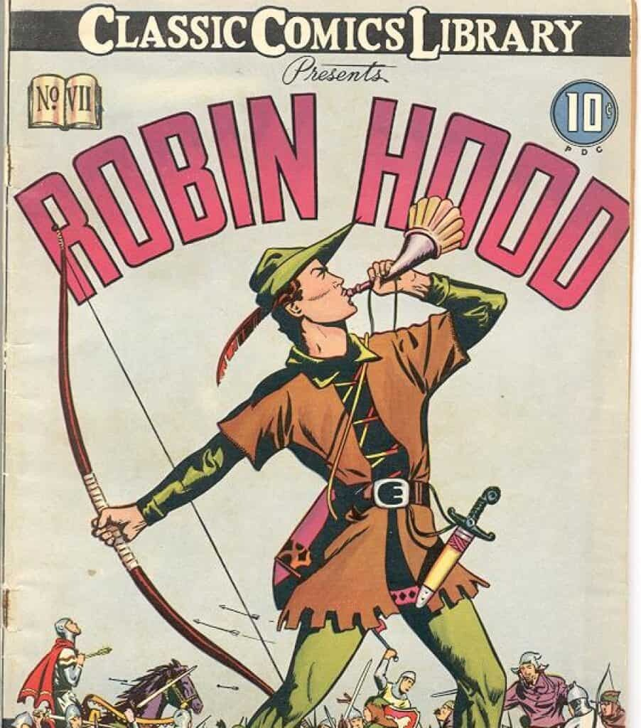 was robin hood real or fictional