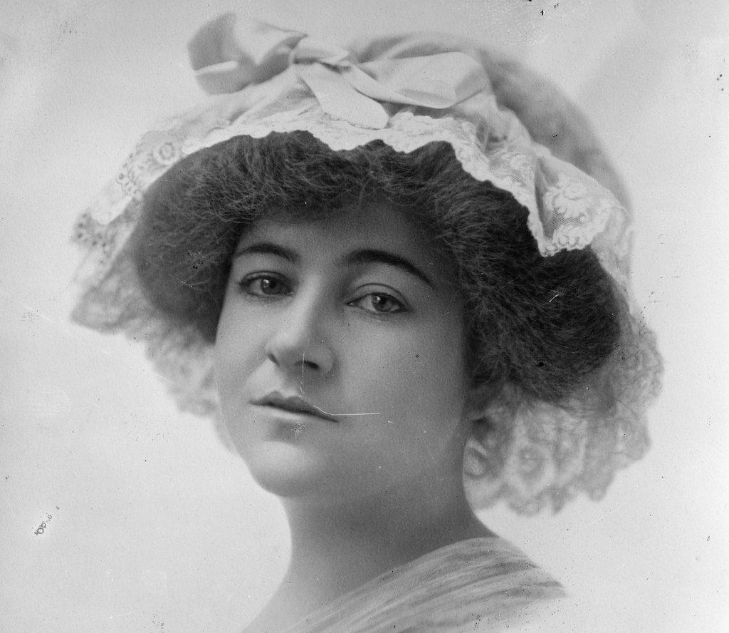 A portrait of Dorothy Arnold. Image: Public Domain.
