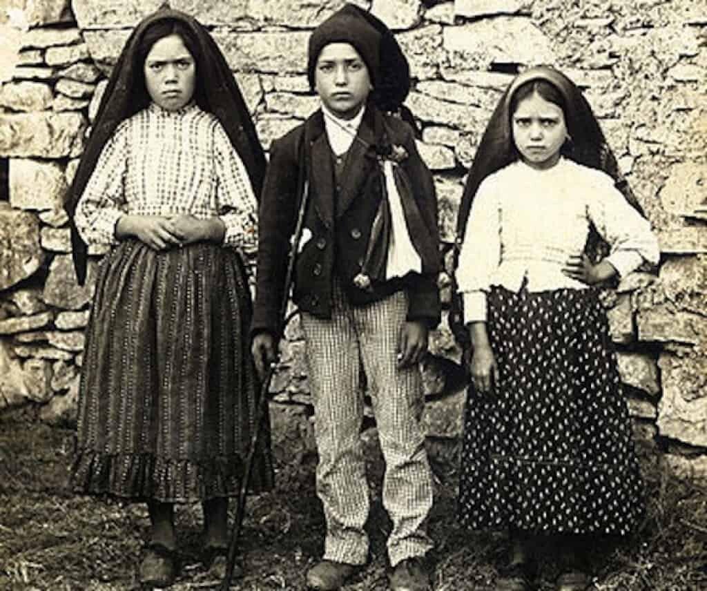 Our Lady Fatima.