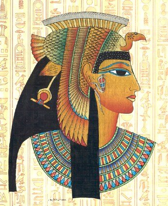 Egyptian Queen Nitocris on face painting ideas