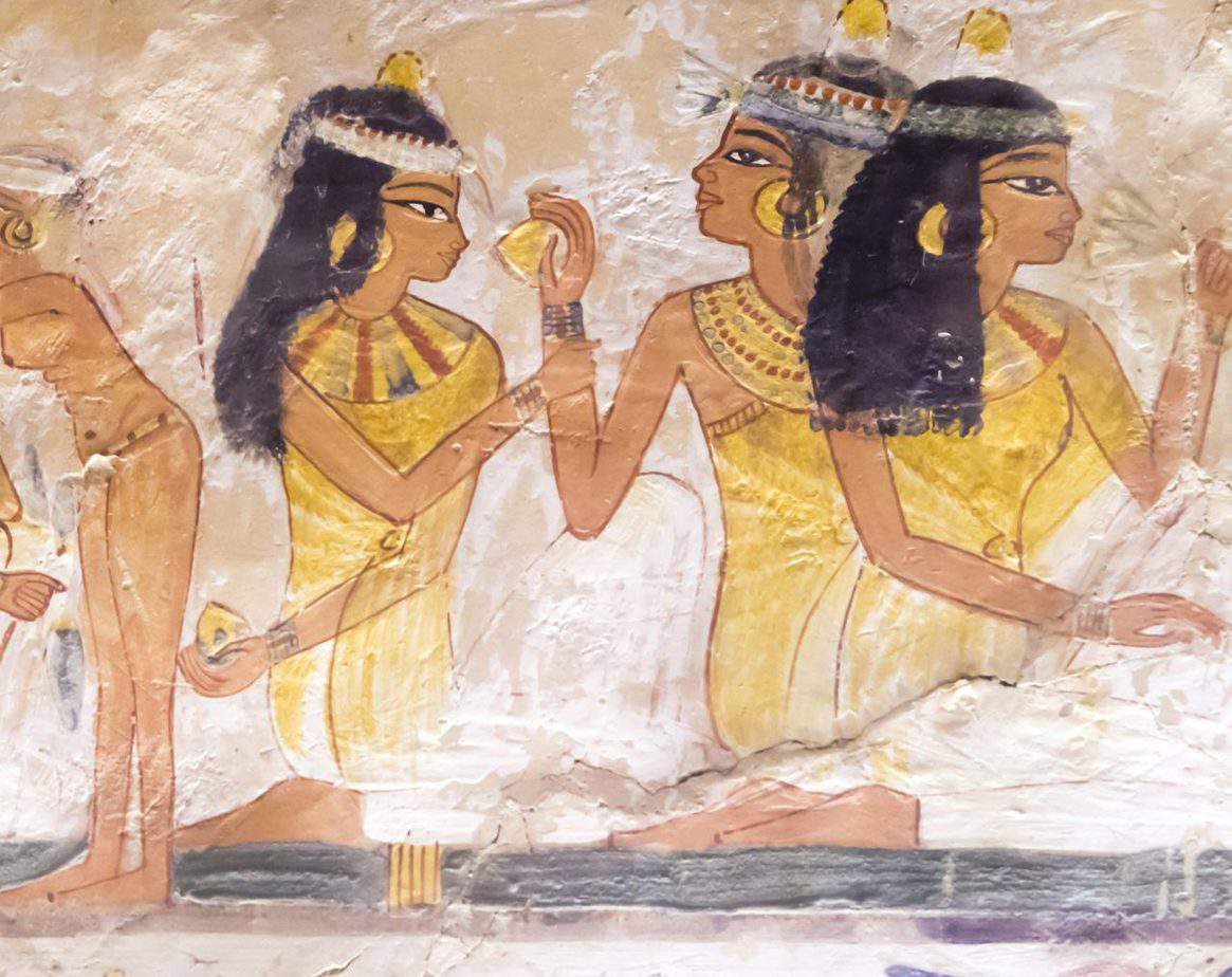 an analysis of the rights of egyptian women in ancient history Ahead of their time  the women of ancient egypt achieved an equality that we can only dream of today photograph: caterina turroni/bbc/lion tv/caterina turroni it is a little-known fact that.