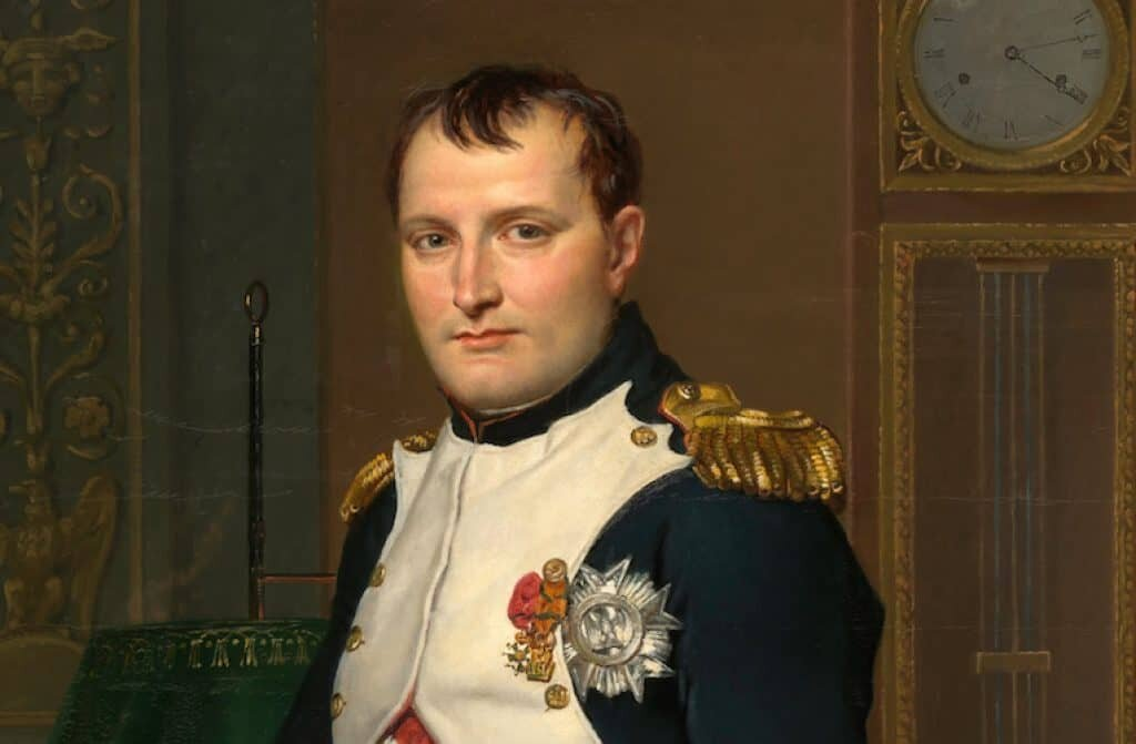 Psychological observations of Napoleon Bonaparte.
