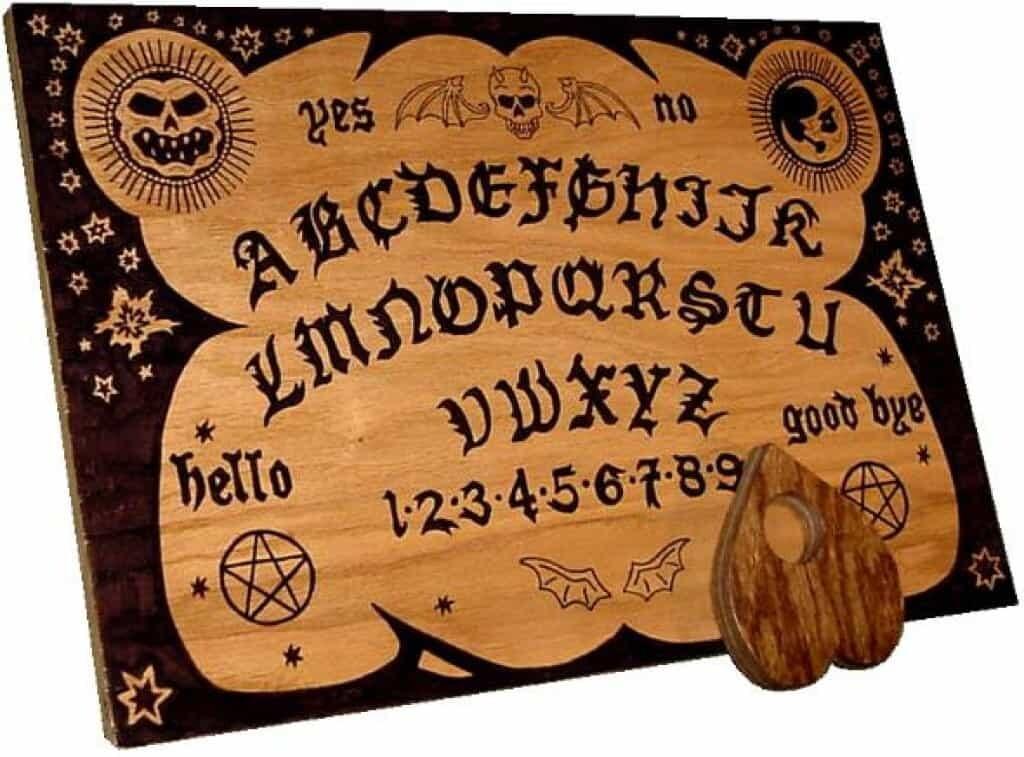 Did Patience Worth communicate via an Ouija Board?