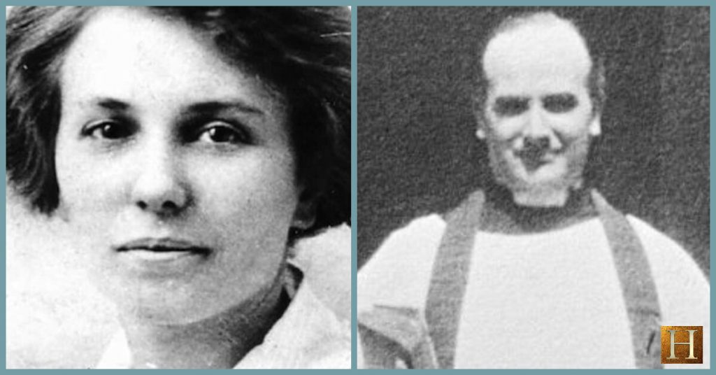 The Hall-Mills Murders involved the death of Mrs. Eleanor R. Mills and Reverend Edwin W. Hall