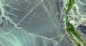 Alien Runway or Evidence that Ancient Nazca People Were Bored?