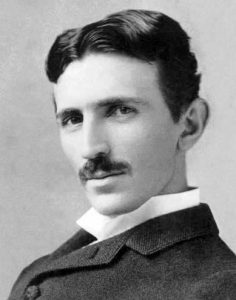 Nikola Tesla death r ay
