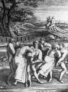 dancing plague