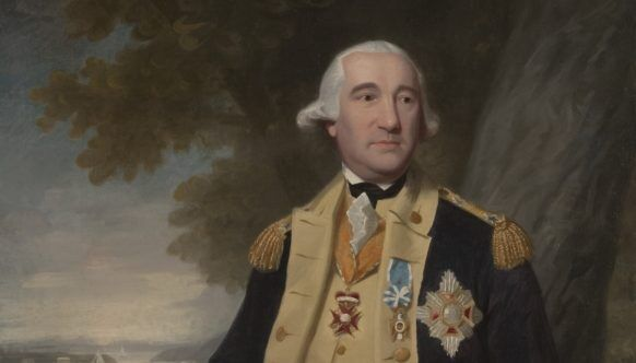 the prussian baron von steuben Another factor was the arrival of the prussian baron von steuben, who, despite his not knowing any english, managed to create a training manual for the troops.