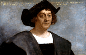 christopher columbus land