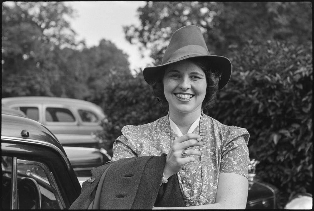 Rosemary Kennedy, sometime before her lobotomy.