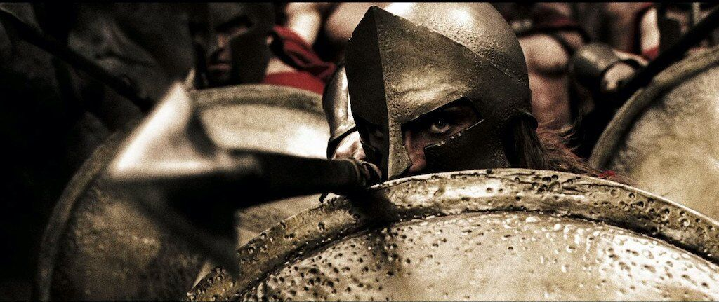 Spartan men were expected to be soldiers until the age of 60.