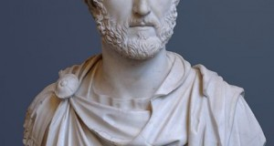 Bust of Antoninus Pius, at Glyptothek, Munich