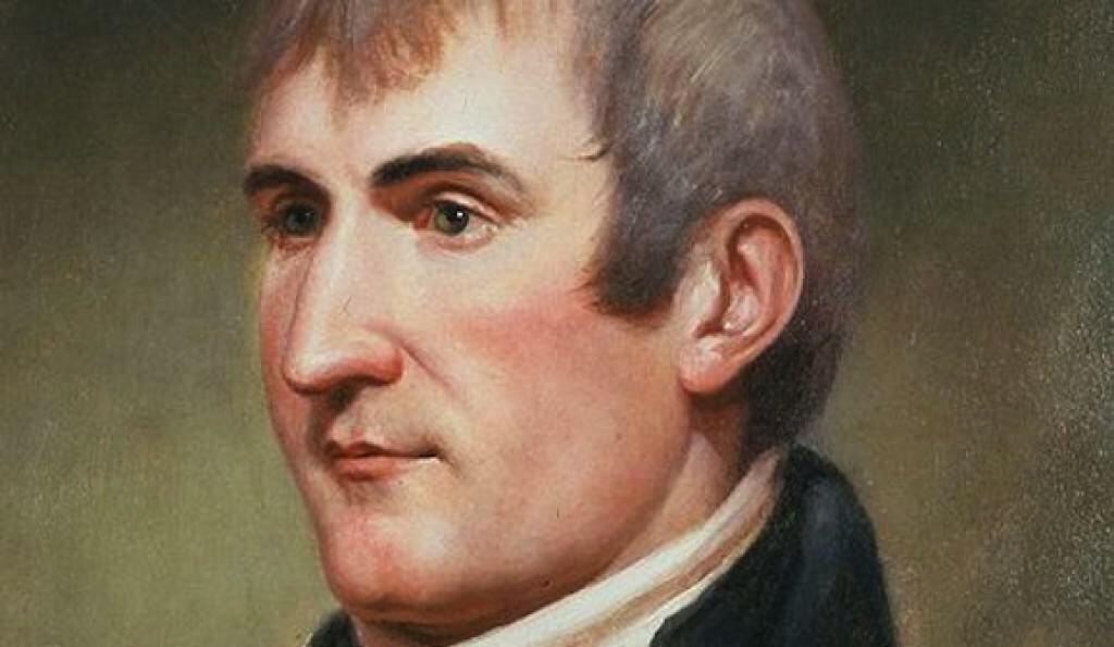 death of Meriwether Lewis