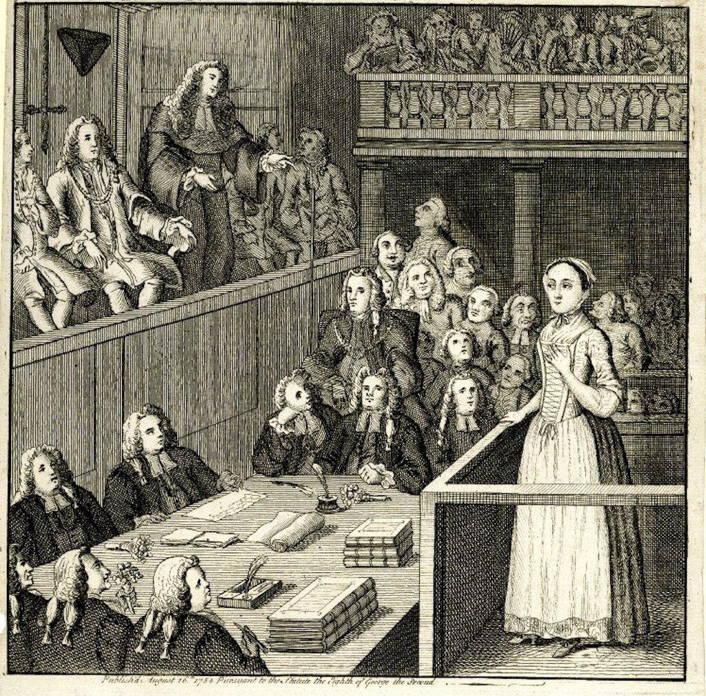 elizabeth canning trial