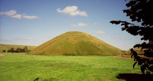 Silbury Hill by Greg O'Beirne