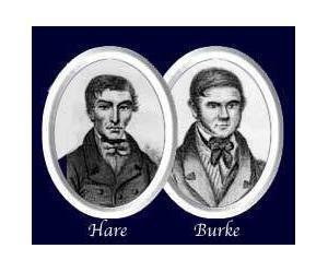 Serial Killers : Burke and Hare