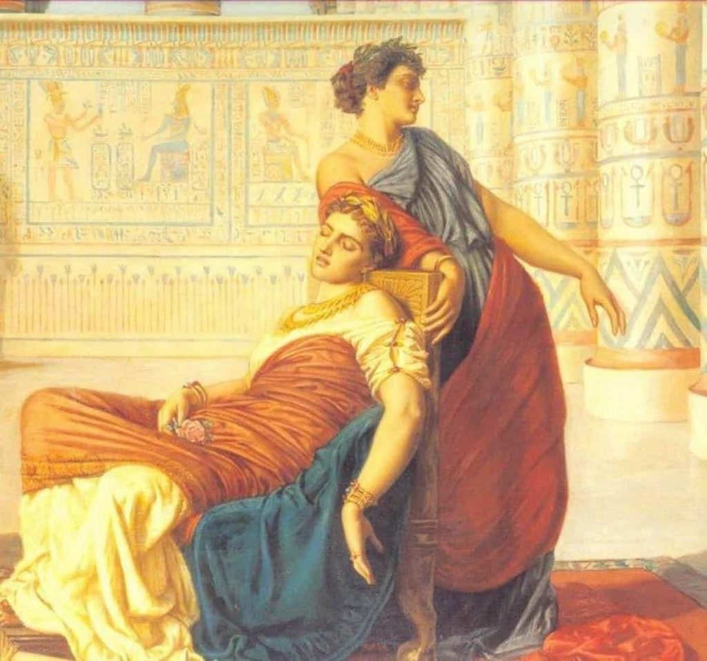 the biographies of a roman statesman and general mark antony and an egyptian queen cleopatra vii The failed coup d'etat of roman statesman roman general marc antony met egyptian queen cleopatra daughter of mark antony and queen cleopatra vii.
