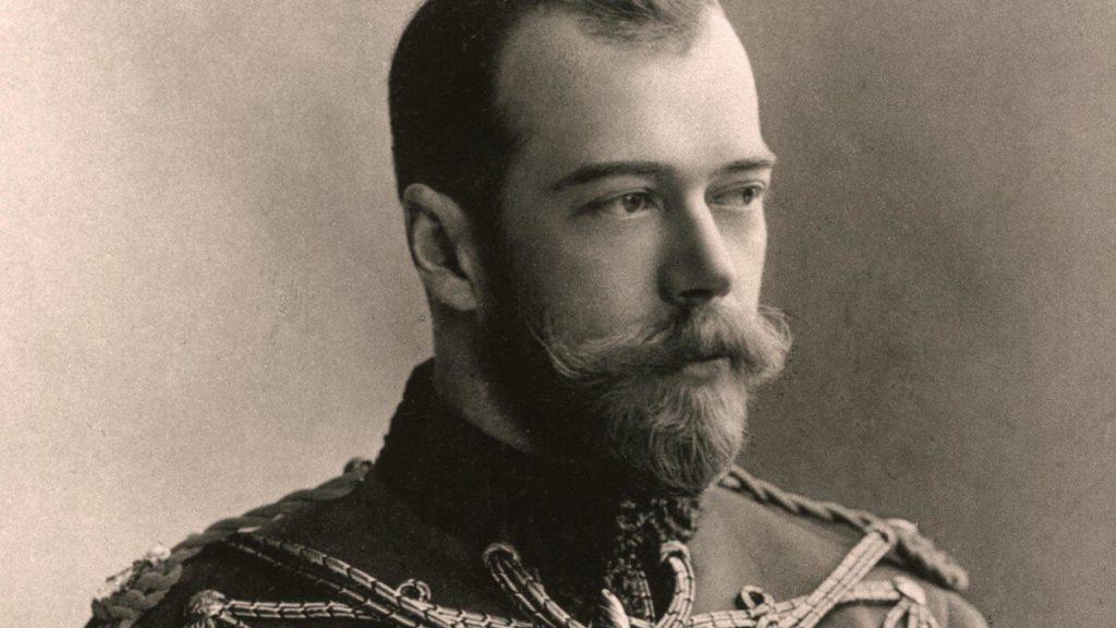 Tsar Nicholas II. Image: Laski Diffusion/Getty.