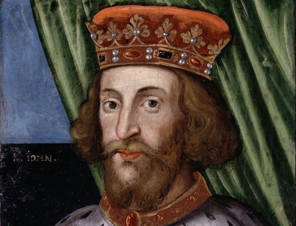 Bad King John.