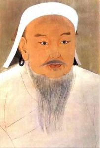 tomb of genghis khan