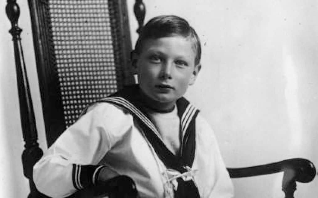 Prince John Charles Francis