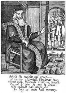 history of santa claus