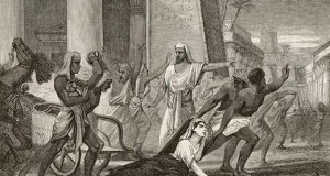 In Alexandria, Egypt, Peter the Lector and others brutally murdered Hypatia. (Mary Evans Picture Library / Alamy)