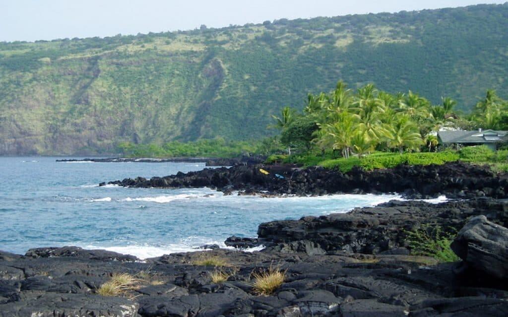 King Kamehameha last days in Kailua Kona