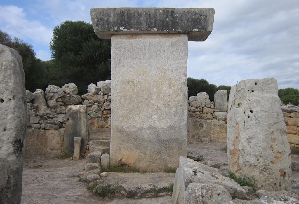 Taula of Menorca.
