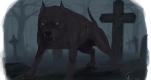 Hellhound: Image Courtesy of CamusAltamirano (License Type: Creative Commons Attribution-No Derivative Works 3.0)
