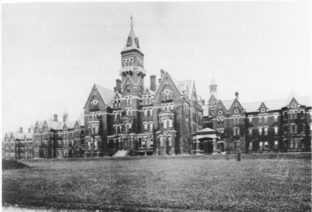 Most haunted places on earth: Danvers State Hospital