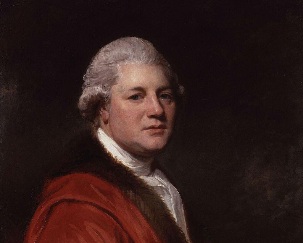 James Macpherson (27 October 1736 – 17 February 1796)