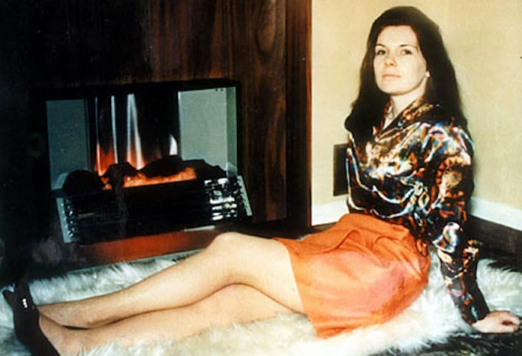 Sandra Eleanor Rivett, the nanny to Lord and Lady Lucan, was bludgeoned to death in 1974.