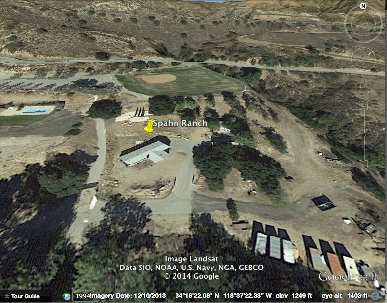 Google earth coordinates