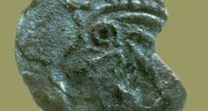 The Maine Penny. Photo credit: Maine State Museum.