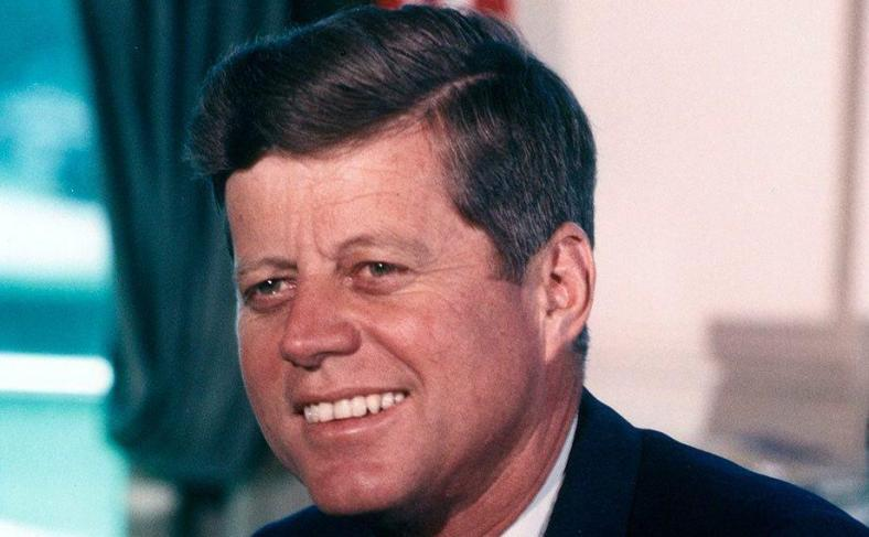 What happened to JFKs brain is a mystery.