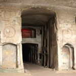 Lower catacombs of san gennaro