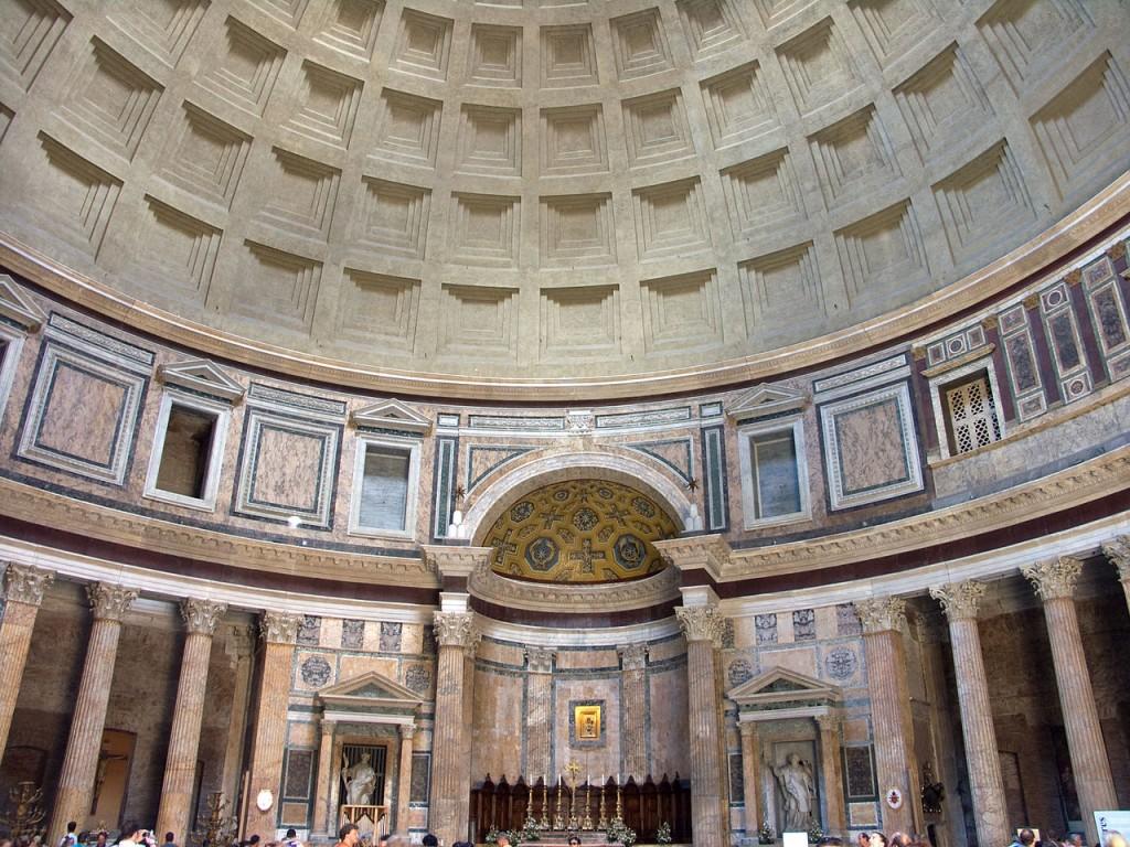 How ancient roman concrete built an empire for Materiel culture interieur