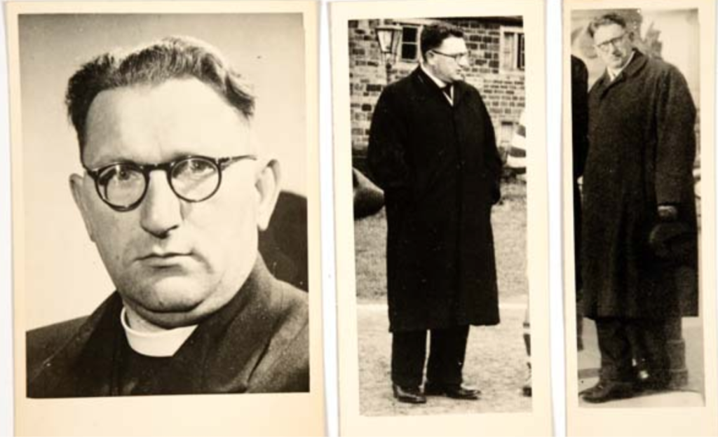 Images of Henry Borynski.