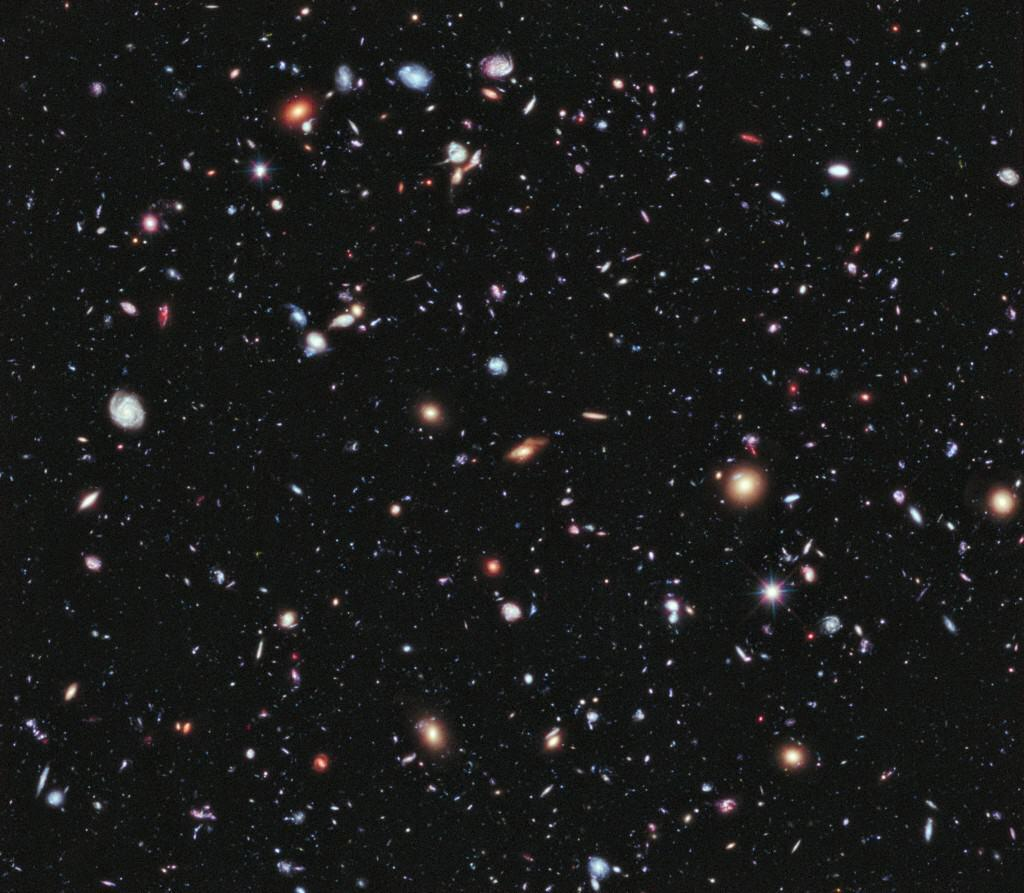 Nasa photos. Hubble Ultra Deep Field image found thousands of galaxies in what appeared to be empty space. Image credit: NASA, ESA, G. Illingworth, D. Magee, and P. Oesch (University of California, Santa Cruz), R. Bouwens (Leiden University), and the HUDF09 Team