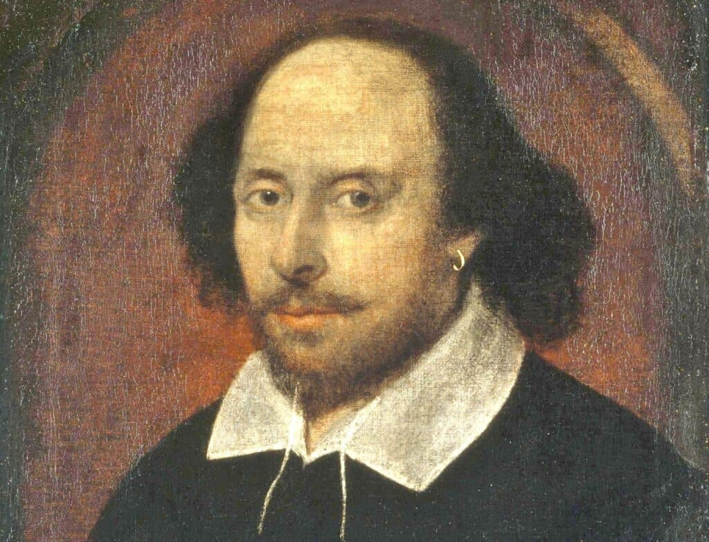 Was there really a William Shakespeare or did somebody else write under this name?